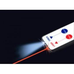 Llavero laser led